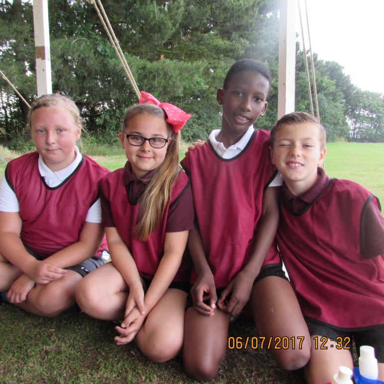 Year 4 Cricket