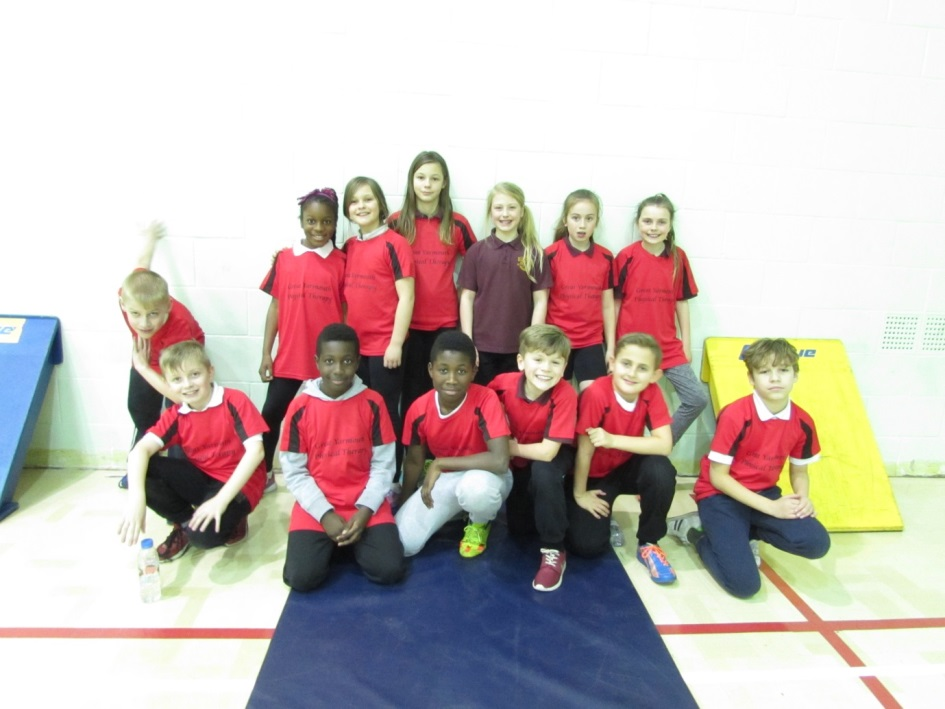 Indoor Athletics