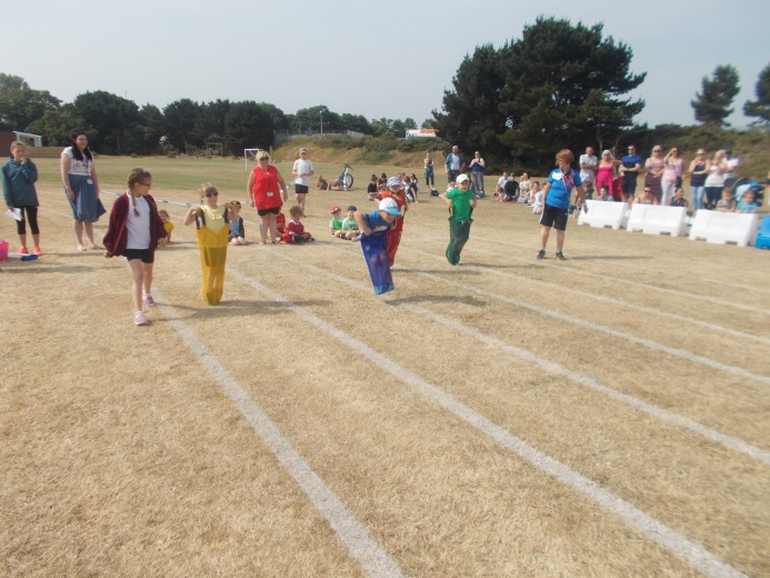 Reception & Year 1 Sports Day