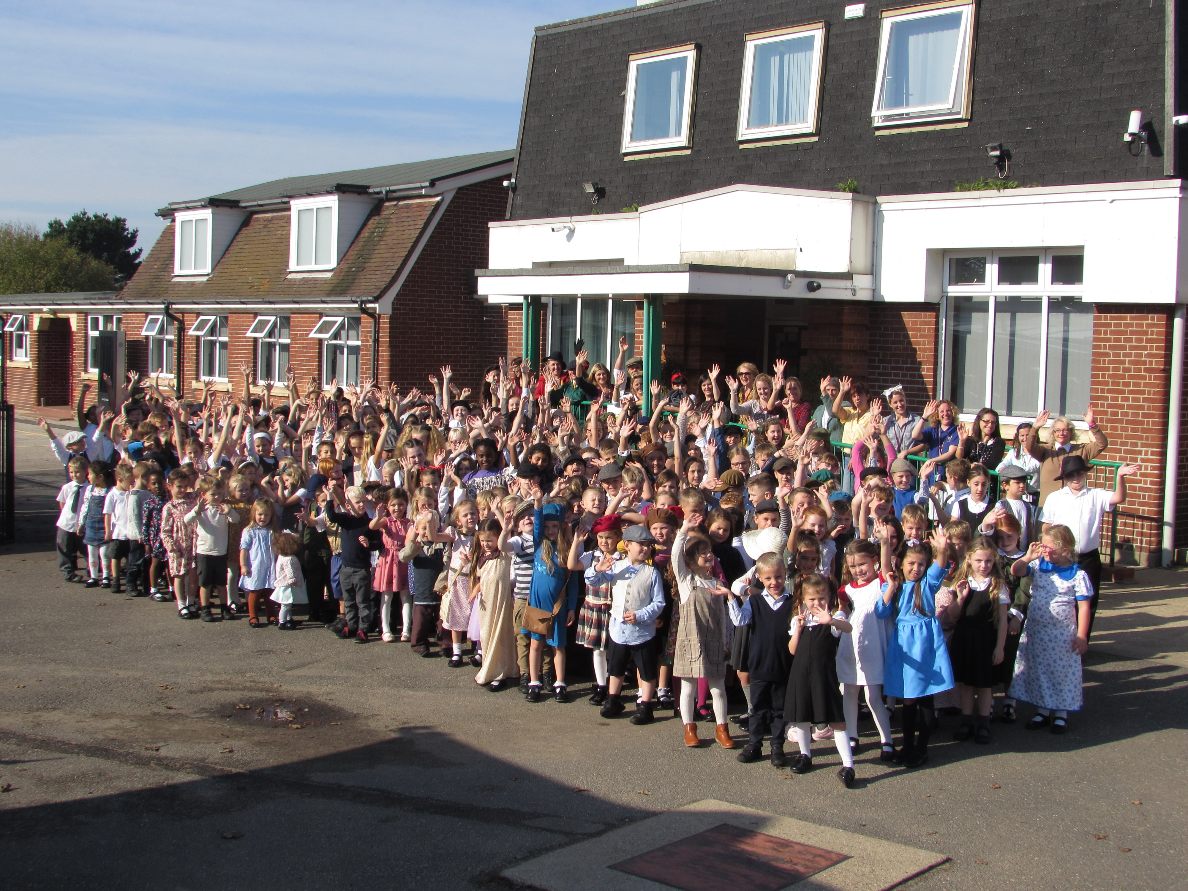 1930's Day- Celebrating our 80th Birthday!