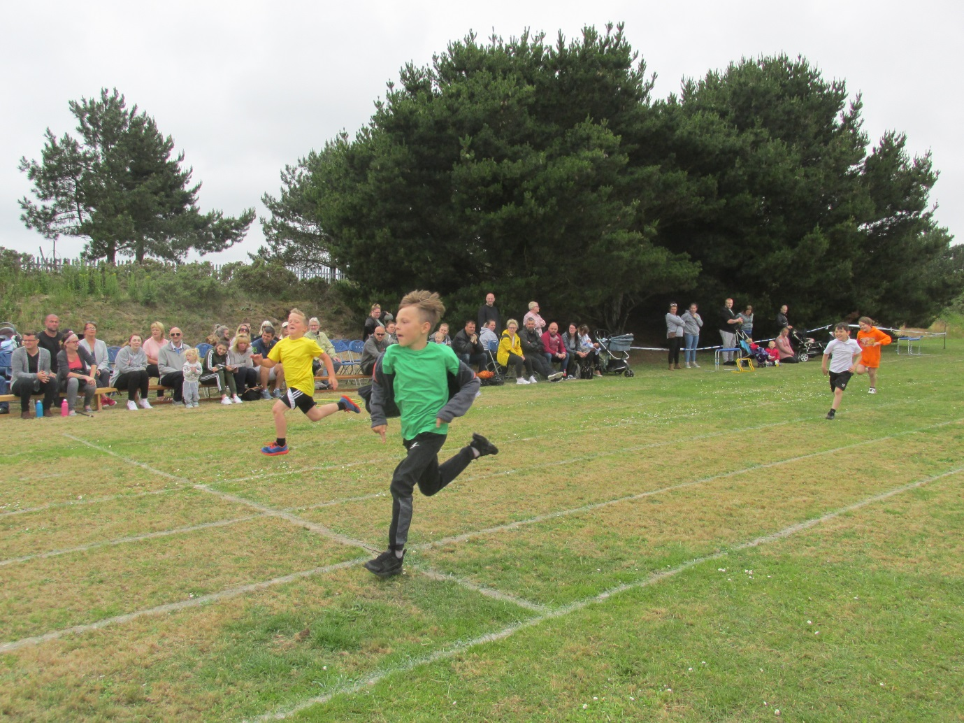 Sports Day Year 1 2 & 3