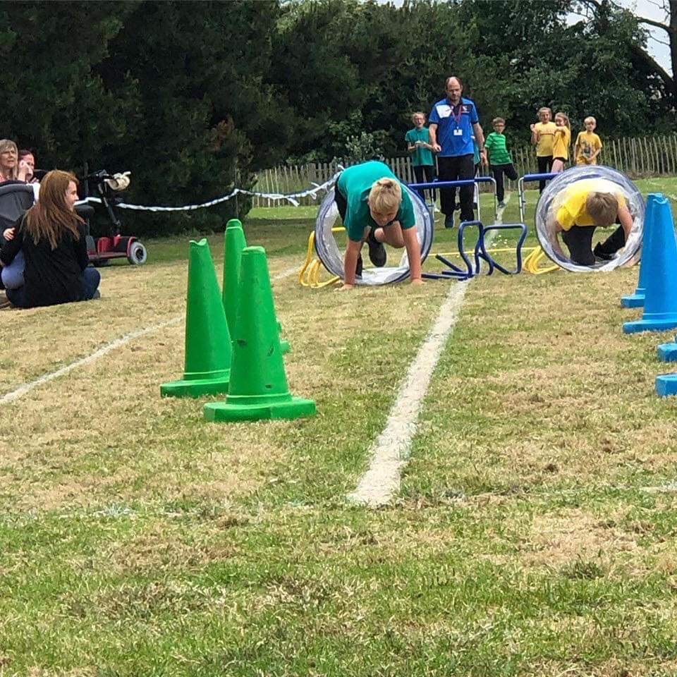 Sports Day Year 4 5 & 6